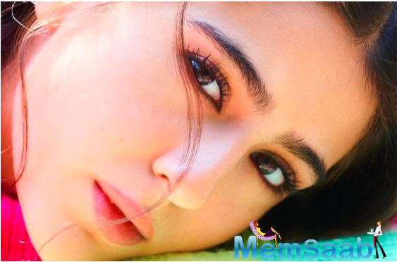 Sara Ali Khan shares alluring close-up picture in latest Instagram post