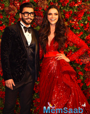 Deepika Padukone on Ranveer Singh: Thank god we didn't get locked down without each other