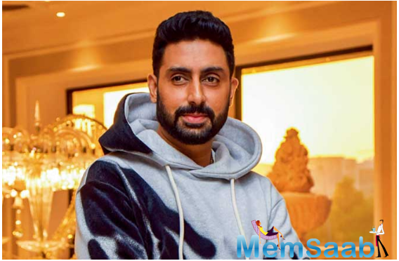 Abhishek Bachchan on his bob biswas: If you look the part, half your job is done