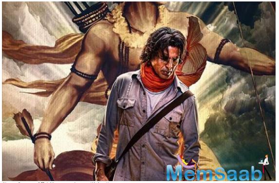 Akshay Kumar gets nod to shoot in Ayodhya for Ram Setu