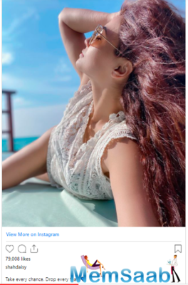 Varun Dhawan, Katrina Kaif, Tiger Shroff, Disha Patani, Taapsee Pannu, Sonakshi Sinha and many other B-town stars had gone to the Maldives post the lockdown to unwind and enjoy the sun-n-sand.