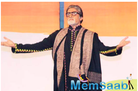 Amitabh Bachchan shares hilarious idea to protect 2021