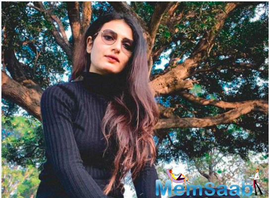 Fatima Sana Shaikh, who has acted in a number of movies over the years, isn't disheartened at the slow pace of her career.