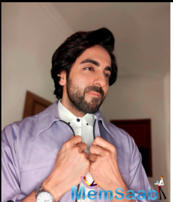Earlier last week, Khurrana had shared that he would be celebrating New Year's eve with his entire family in Chandigarh this year.