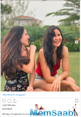 The actress recently started shooting for the horror comedy Phone Bhoot. Directed by Gurmeet Singh, the film stars Siddhant Chaturvedi and Ishaan Khatter alongside Katrina.