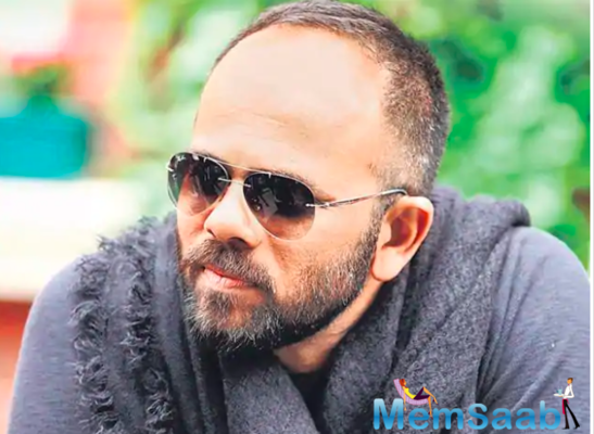 Rohit Shetty plans on going digital with a cop series?
