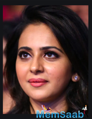 Happy Space: Rakul Preet Singh is back on the sets of mayday