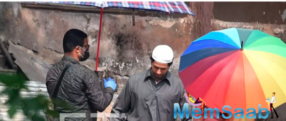 Sidharth Malhotra and Rashmika Mandanna kick-start 'Mission Majnu' shoot in Mumbai city