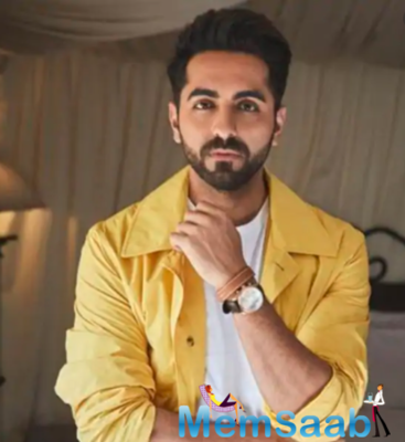 Ayushmann Khurrana: We need young people to join forces in putting an end to violence