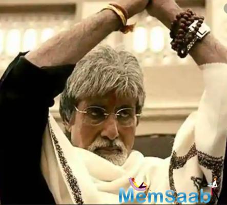 Why Amitabh Bachchan won't be seen as Sarkar again