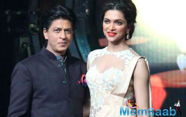 Deepika Padukone confirms that Shah Rukh Khan will be returning to the big screen with 'Pathan'