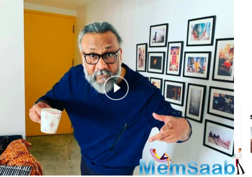 Anubhav Sinha's hilarious post about his fans!