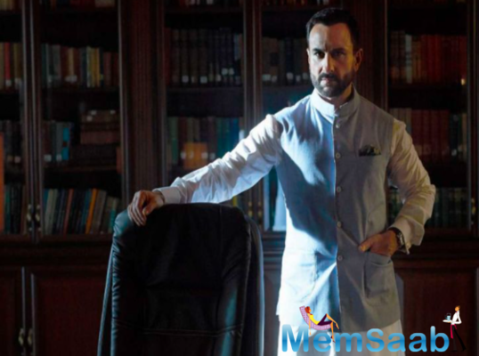 Saif Ali Khan opens up about resuming work in lockdown, and playing versatile roles for his upcoming projects