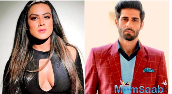 Something brewing between Nia Sharma and Rrahul Sudhir?