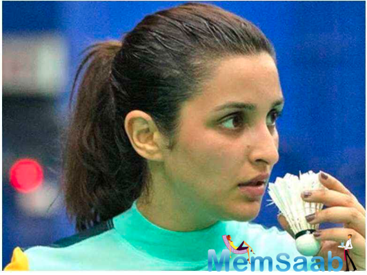 Earlier, Shraddha Kapoor was cast to play the role of Saina.