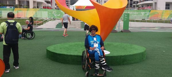 Meet Deepa Malik, our first female paralympic medallist