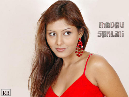 Is Madhu Shalini Ram Gopal Verma's New Obsession?