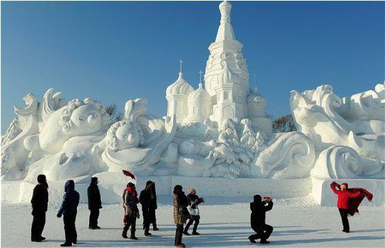 Wonderful The Harbin International Ice and Snow Festival
