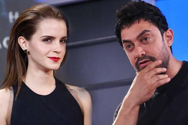 Emma Watson and Aamir Khan in a Film!