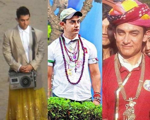 Aamir Goes Bhojpuri!