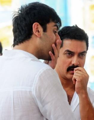 Aamir and Ranbir All Set For a Big Fight!