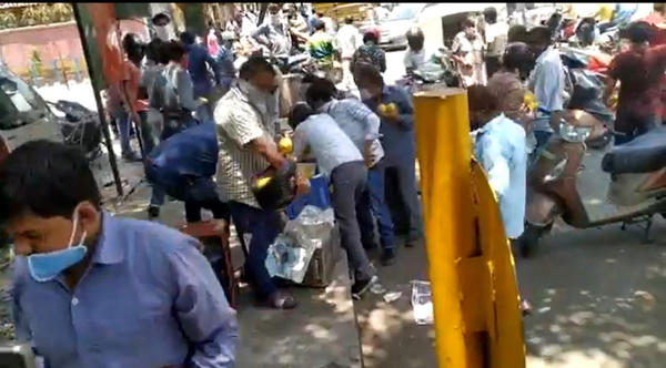Delhi Mango Loot - What Happened to Collective Conscience?