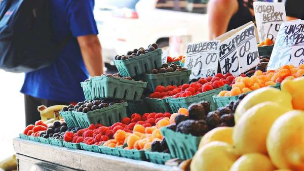 Make Eating More Fruit and Vegetables a Priority in 2021