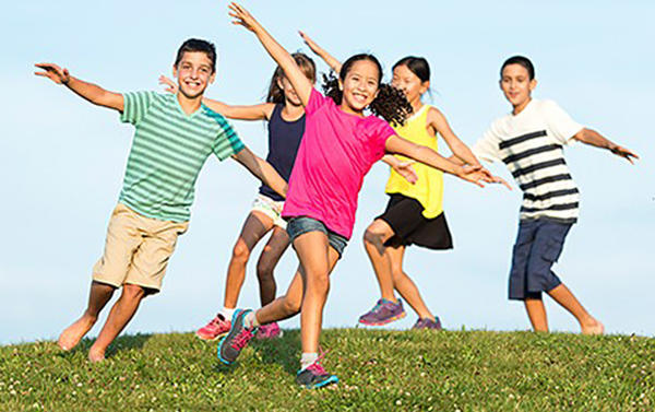 How to Encourage Your Kids to be More Active!