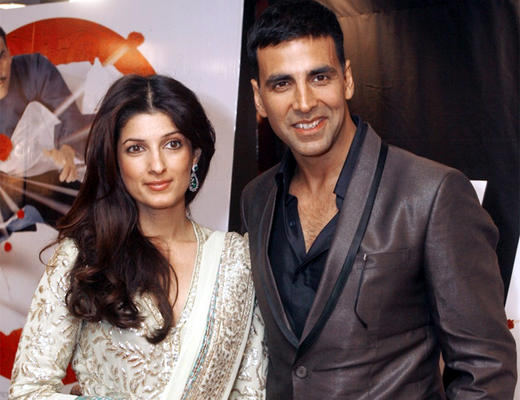 Baby Girl For Akshay-Twinkle!