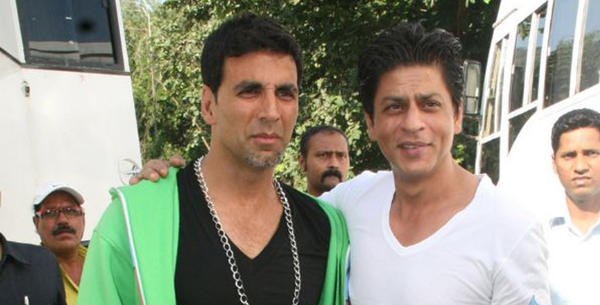 SRK and Akki Are Amongst the Top 10 Earning Actors!