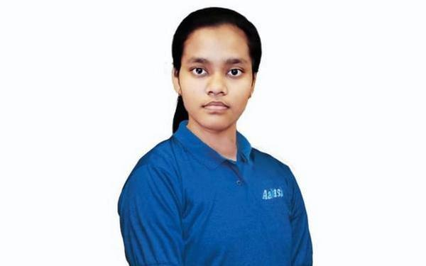 Akanksha Singh - 100% Score, Yet Number 2!