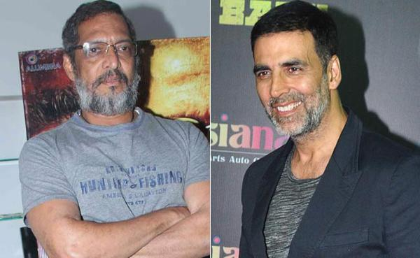 Nana Inspires Akshay To Do Charity
