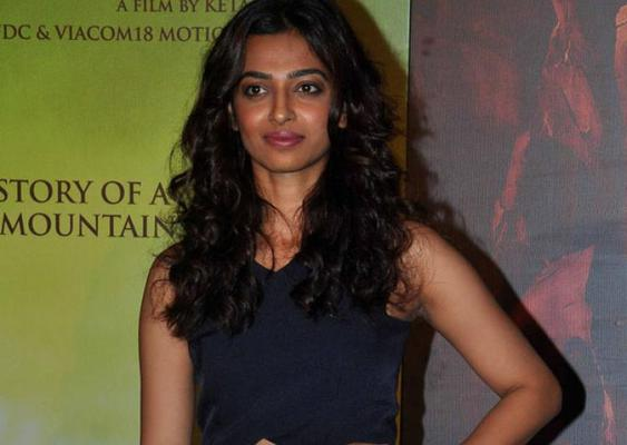 Radhika Apte confirms having faced casting couch