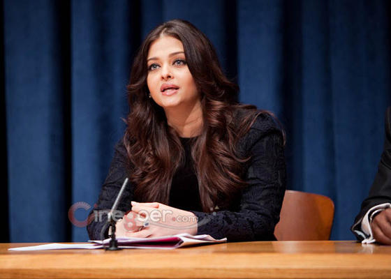 Aishwarya Is The Goodwill Ambassador For UNAIDS