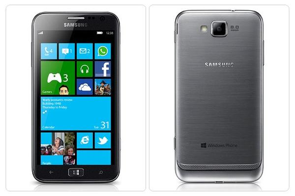Samsung's New windows 8 Phone Unveiled