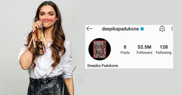 Why Did Deepika Padukone Delete All Her Posts from Twitter and Instagram?