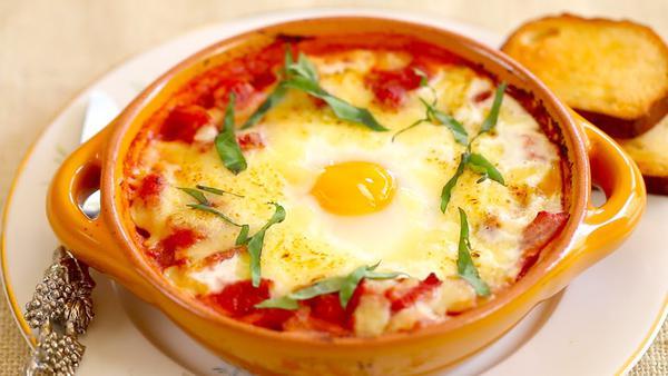 Yummy Egg Recipes: 7