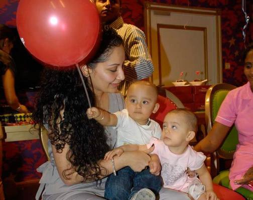 Meet Sanju Baba's Baby & Baba