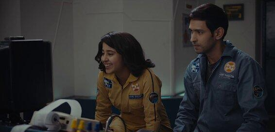 Have You Seen Vikrant Massey's New Sci-Fi 'Cargo' on Netflix?