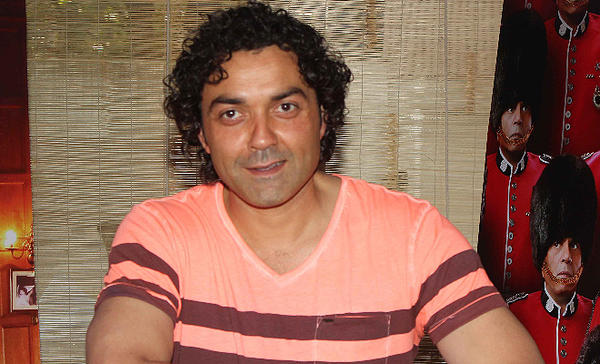 Bobby Deol Goes Telly Too!