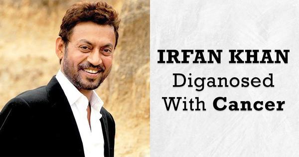 Irrfan Khan Breaks His Silence, Talks About Battling Cancer.