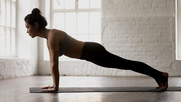 Plank Everyday for a Fit Core