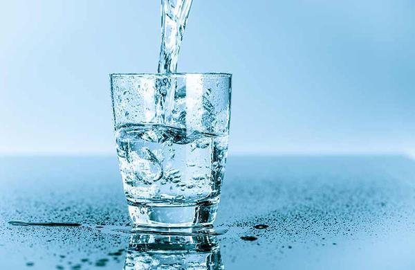 Water is the best medicine.
