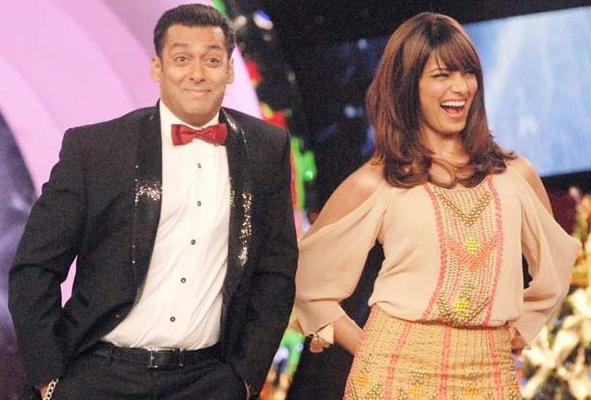 Bipasha Launches New DVD in Bigg Boss