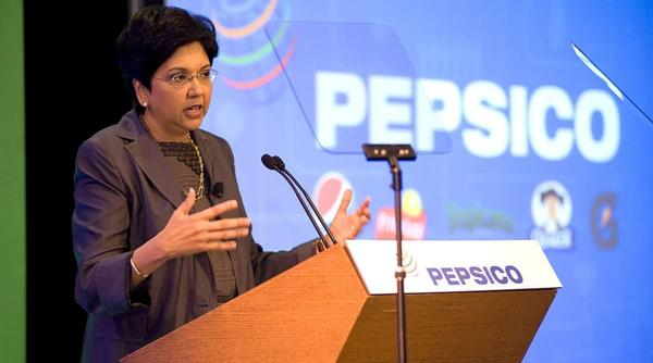 The Inspiring Journey of PepsiCo CEO Indra Nooyi