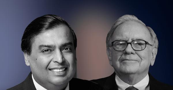 Mukesh Ambani is Now Richer than Warren Buffett!