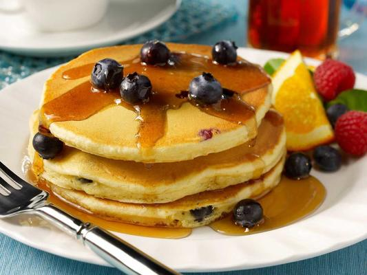 The Art of Making Perfect Pancakes!