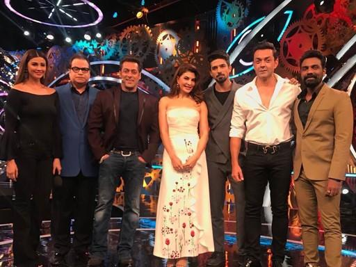 Get Ready to Meet Jackie and Bobby on Bigg Boss 11.