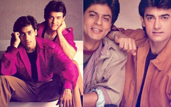 The Trinity of Khans Meets at Mannat - What is Cooking?
