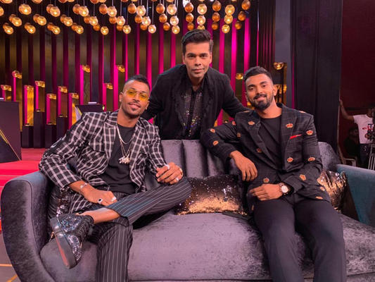 Guess Which Cricketers Had Koffee With Karan Recently?